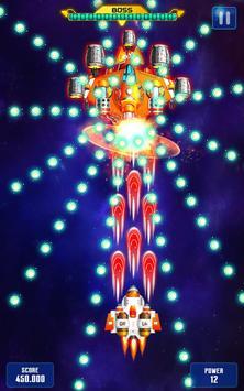 Space shooter - Galaxy attack - Galaxy shooter captura de pantalla 2