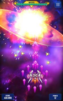 Space shooter - Galaxy attack - Galaxy shooter captura de pantalla 5