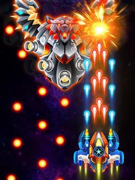 Space Shooter capture d'écran 13