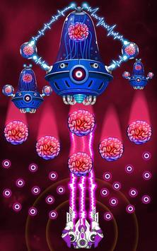 Space shooter - Galaxy attack - Galaxy shooter syot layar 1