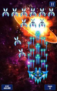 Space shooter - Galaxy attack - Galaxy shooter syot layar 5