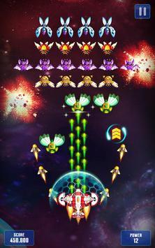 Space shooter - Galaxy attack - Galaxy shooter Cartaz