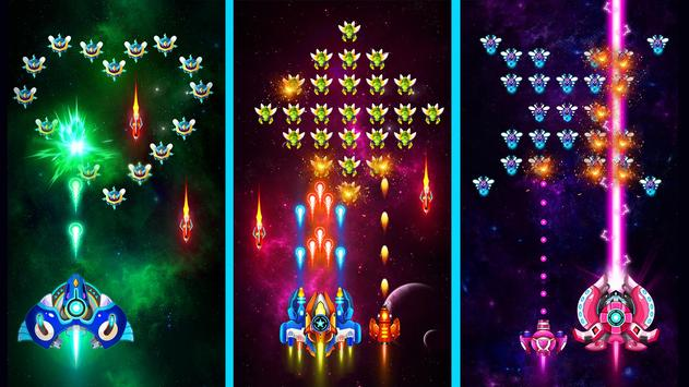 Space shooter - Galaxy attack - Galaxy shooter скриншот 22