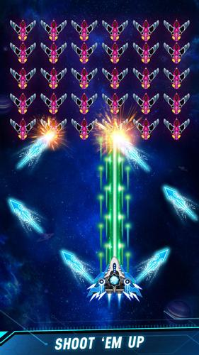 Download Space shooter – Galaxy attack – Galaxy shooter Apk For Android