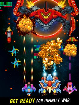 Galaxy Attack: Space Shooter screenshot 11