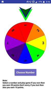 Spin and Win : Spin the Wheel screenshot 4