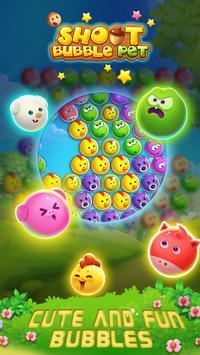 Bubble Shoot Pet screenshot 9