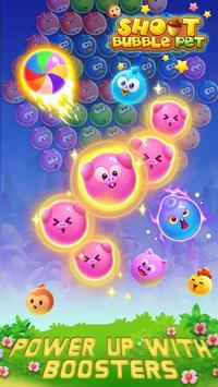 Bubble Shoot Pet screenshot 1