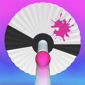 Rotary Paint ícone