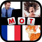 Jeu de mots en Français - 4 Images 1 Mot 圖標