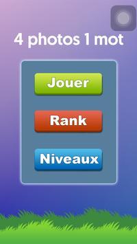 Jeu de mots en Français - 4 Images 1 Mot 截圖 3