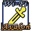 ikon Wi-Fi 阿瓦隆