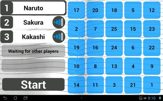 Wi-Fi Bingo Multiplayer screenshot 4