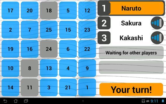 Wi-Fi Bingo Multiplayer screenshot 9