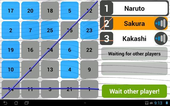 Wi-Fi Bingo Multiplayer poster