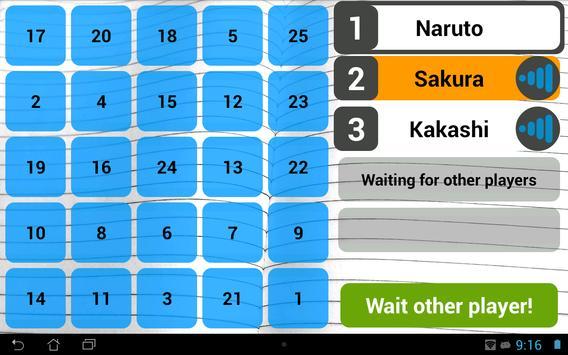 Wi-Fi Bingo Multiplayer screenshot 11