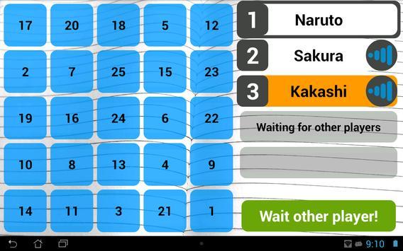Wi-Fi Bingo Multiplayer screenshot 1