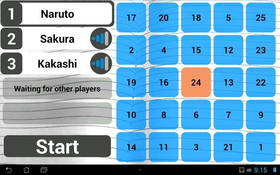 Wi-Fi Bingo Multiplayer screenshot 2