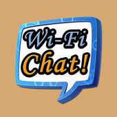 Wi-Fi Chat icône