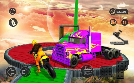 Hot Wheels Impossible Tracks Muscle Car Stunts screenshot 5