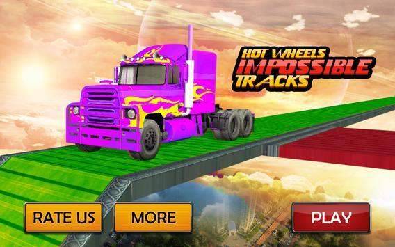 Hot Wheels Impossible Tracks Muscle Car Stunts screenshot 3