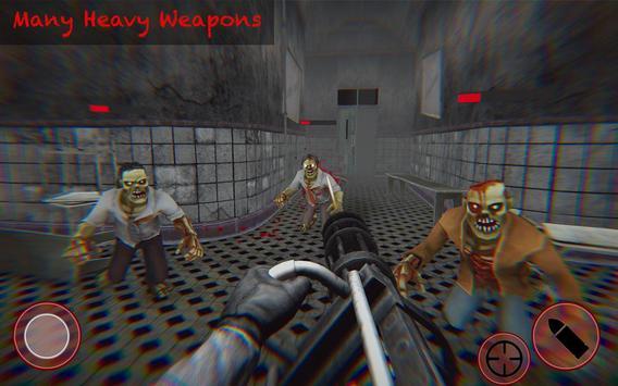 Zombie Hunter Apocalypse :Horror Fps Shooting 2020 poster