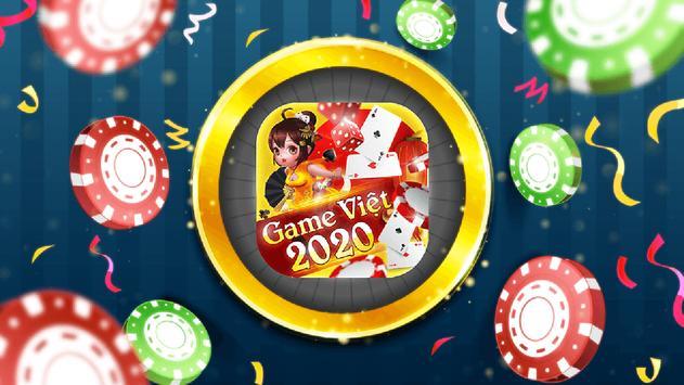 Game danh bai online - Game Viet 2020 poster