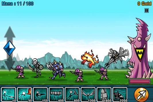 Cartoon Wars screenshot 3