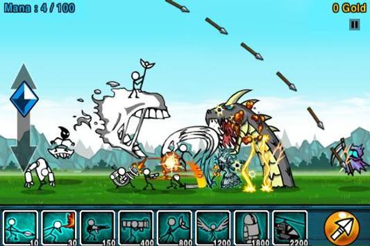 Cartoon Wars screenshot 2