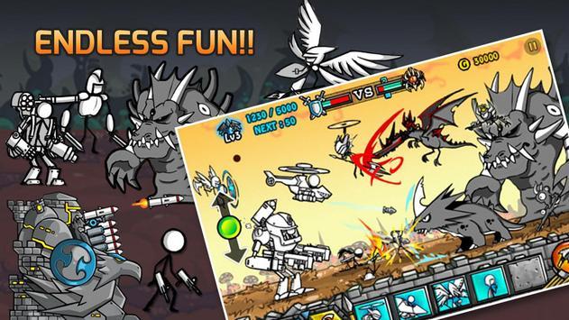 Cartoon Wars 2 screenshot 4