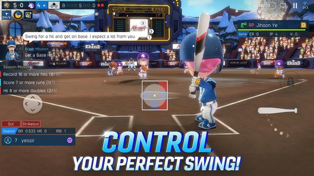 Baseball Superstars 2021 screenshot 1