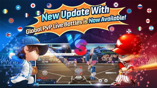 Baseball Superstars 2021 poster