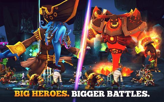 Giants War poster