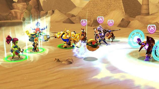 Giants War screenshot 12