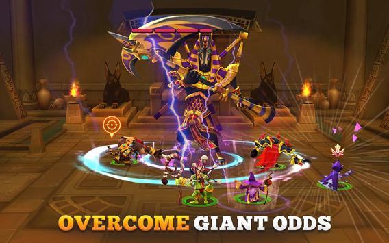Giants War screenshot 1