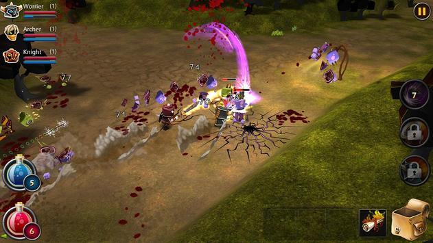 Elements: Epic Heroes screenshot 12