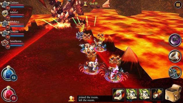 Elements: Epic Heroes screenshot 13