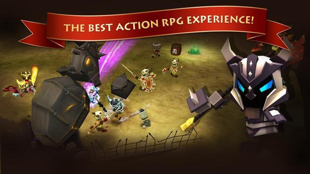 Elements: Epic Heroes screenshot 1