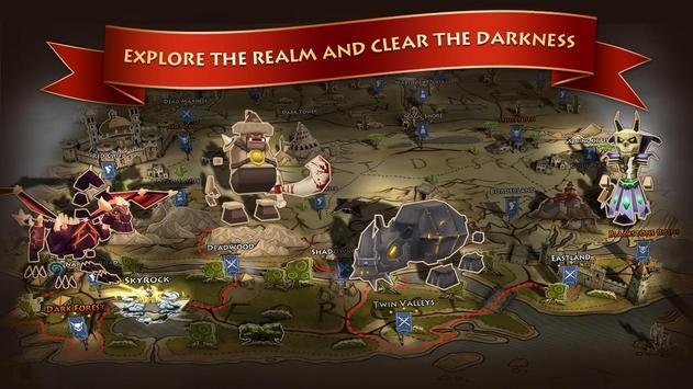 Elements: Epic Heroes screenshot 4