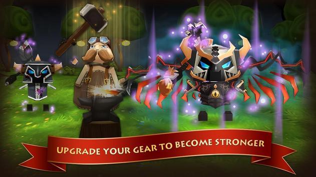 Elements: Epic Heroes screenshot 9