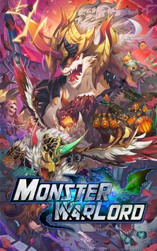 Monster Warlord Affiche