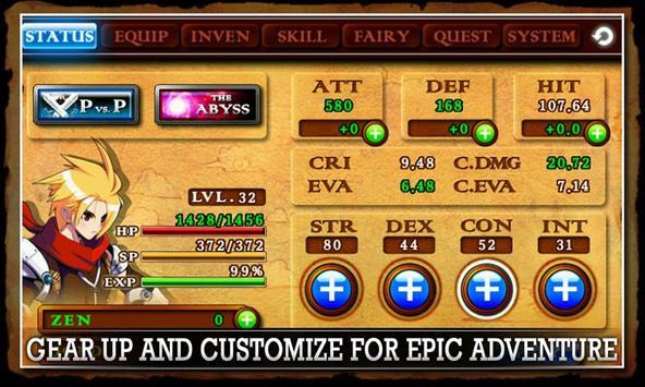 ZENONIA® 4 capture d'écran 4