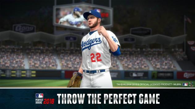 MLB Perfect Inning 2018 截圖 12