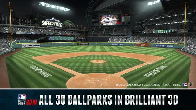 MLB Perfect Inning 2018 截圖 1