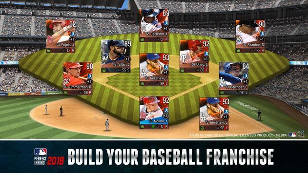 MLB Perfect Inning 2018 截圖 2