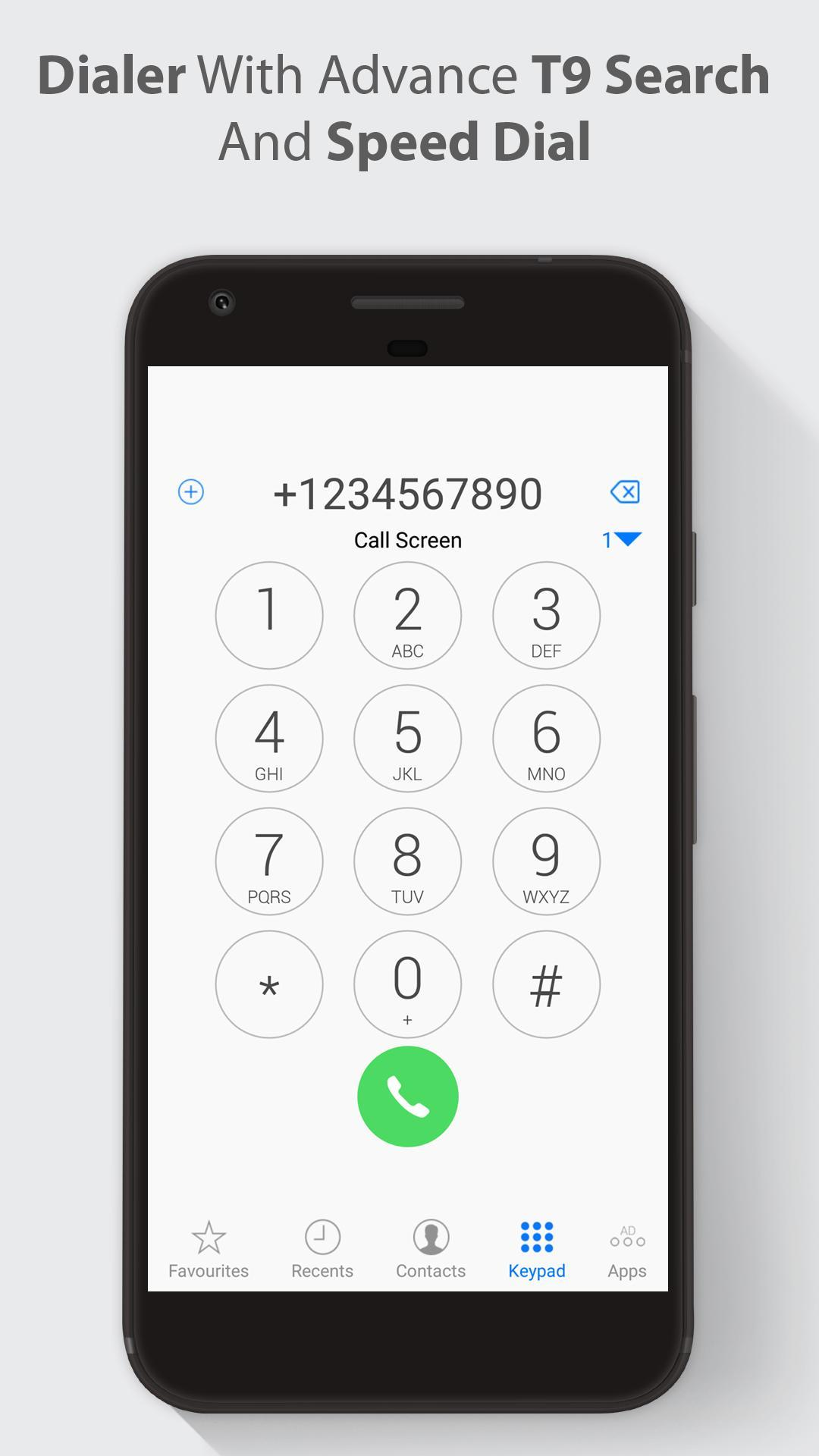 HD Phone 8 i Call Screen OS11 for Android - APK Download