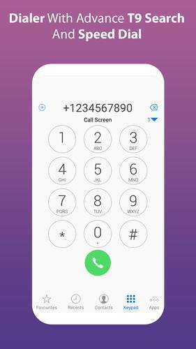 Round Corner i Call Screen OS11 Phone 8 Style APK 1 4