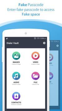 Dialer vault I Hide Photo Video App OS 11 phone 8 screenshot 17
