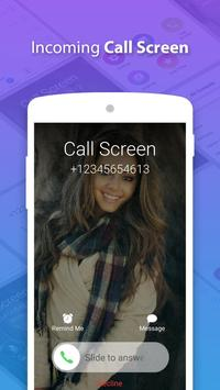 i Call Screen Slide To Answer poster