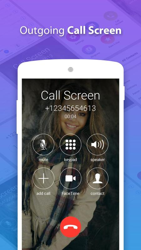how to answer android phone call